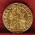 Leonardo donà, zecchino, 1606-12.jpg
