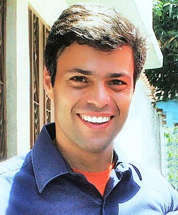 Leopoldo Lopez mendoza