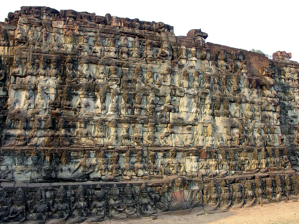 Leper King Terrace AngkorThom1141