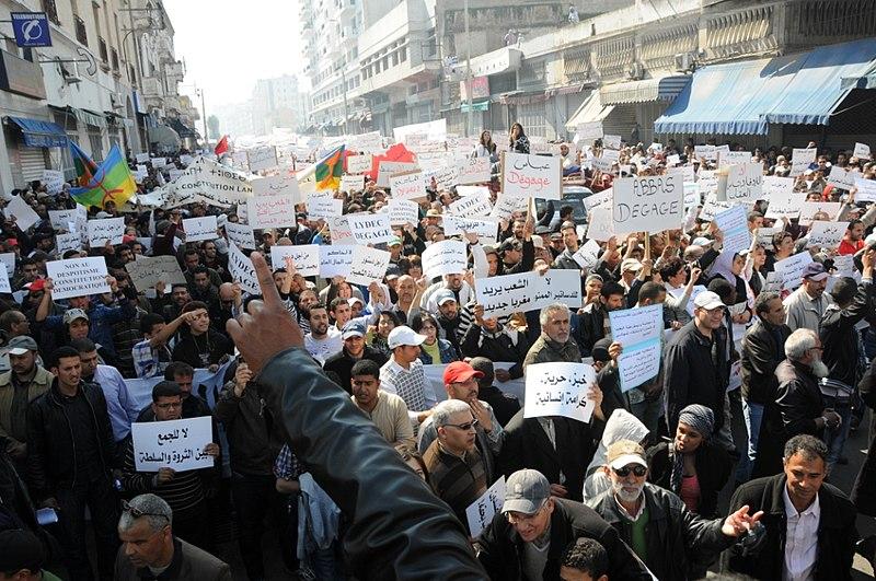 Les Marocains manifestent pour des r%C3%A9formes (5630977929).jpg