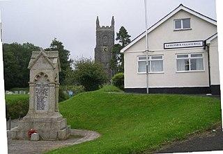Lewannick civil parish and village in Cornwall, England