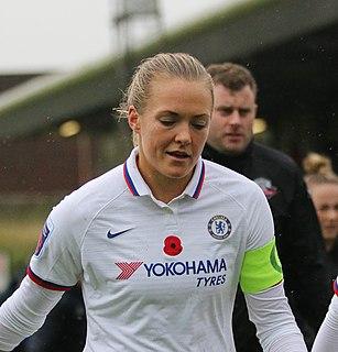 Magdalena Eriksson Association football player