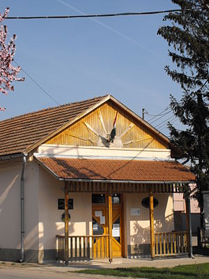 Maroslele - Maroslele library