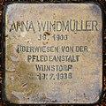 Liebenburg Stolperstein Windmüller, Anna.jpg