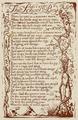 Life of William Blake (1880), Volume 2, Songs of Experience - School Boy.png