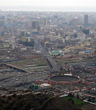 Lima District - Image: Lima peru