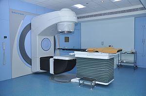 Elekta - Elekta Compact model Linear Accelerator at Narayana Multispeciality Hospital, Mysore.
