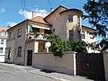 Listed corner house. - 2 Jókai Street, Keszthely, 2016 Hungary.jpg