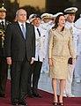Llegada de la Ministra de Defensa de Ecuador (8507973591).jpg
