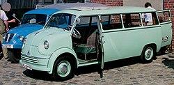 Lloyd LT 600 van with a front suicide door & Suicide door - Wikipedia