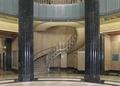 Lobby stairs, U.S. Custom House, Philadelphia, Pennsylvania LCCN2010718992.tif