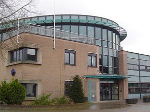 Rijnwaarden - Rijnwaarden town hall