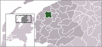 Location of Menameradiel