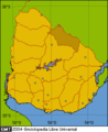 Location department Rivera(Uruguay).png