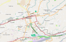 Location map Alajuela.png