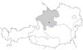 Location of Steinbach am Ziehberg (Austria, Oberoesterreich).png
