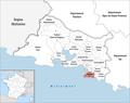 Locator map of Kanton Marseille-9.png
