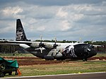 Lockheed C-130H Hercules, CH-10, Belgian Air Force Days 2018 pic1.JPG