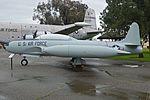 Lockheed T-33A Shooting Star (55-3021 - N3497F) (30436482775).jpg