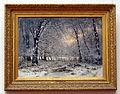Lodewijk Franciscus Hendrik Apol (1850-1936), Bos bij winter, 1875, Olieverf op doek.JPG