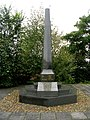 Lofthouse Colliery Disaster Memorial - Batley Road - geograph.org.uk - 993615.jpg