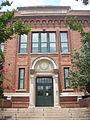 Logan School, 815 Elmwood Ave., Columbia (Richland County, South Carolina).JPG