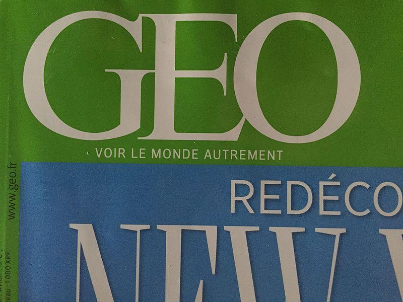 File:Logo magazine GEO.jpg