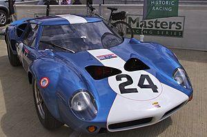 Lola Cars - Lola Mk.6