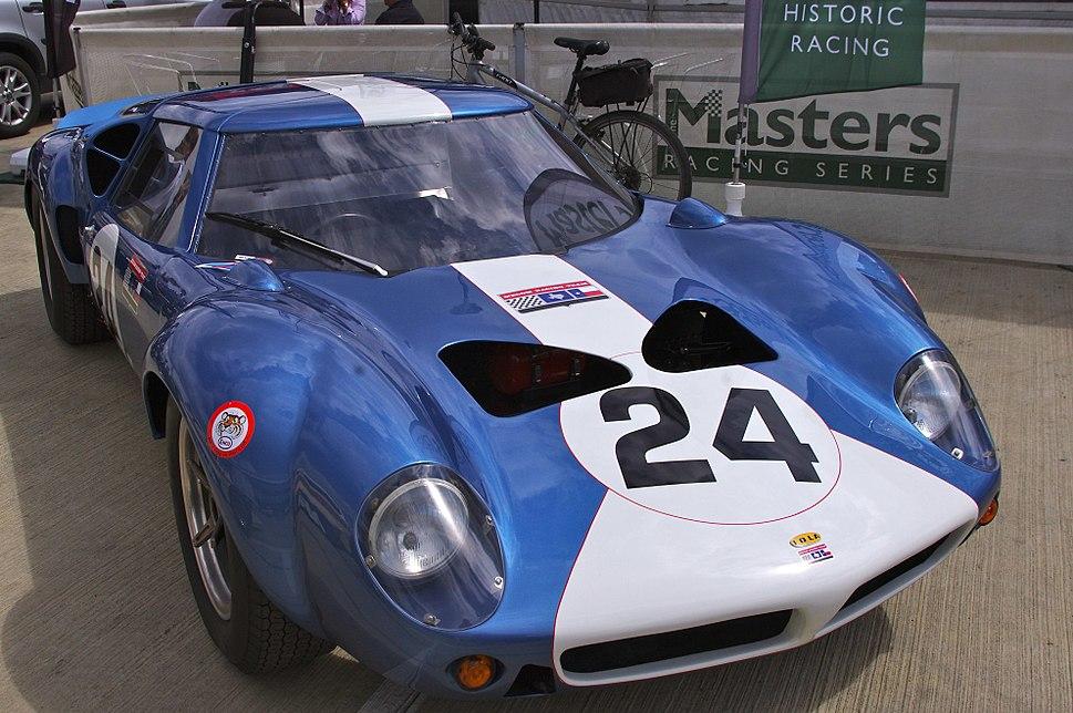Lola Mk6 GT front