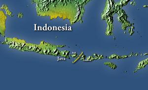 Lombok Strait - Image: Lombok Strait
