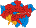 LondonParliamentaryConstituency2001Results.png
