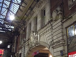London Victoria Station - coat of arms (8103890763).jpg