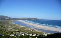 Noordhoek Long Beach, 30 minutes drive from the CTICC