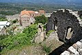 Looking down to another church from Mystra.jpg