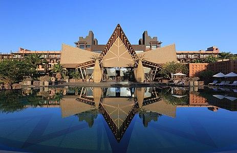 Lopesan Baobab Resort, Maspalomas, Gran Canaria