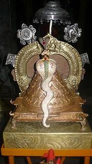 Lord Narasimha Meru