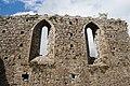 Lorrha Priory of St. Peter Nave North Wall Windows 2010 09 04.jpg