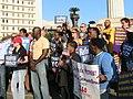 Louisiana - Health Care Rally, Lee Circle, October 20, 2009 01.jpg