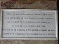 Lourdes église Rosaire plaque.JPG
