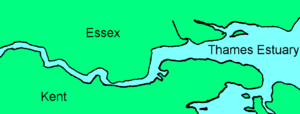 Thames Estuary - The Thames Estuary