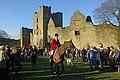 Ludlow Hunt, Ludlow Castle - geograph.org.uk - 1640538.jpg