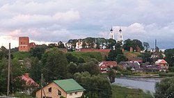 Skyline of Ludza Chū-tī-thé