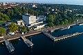 Luftbildaufnahme GEOMAR Westufer.jpg
