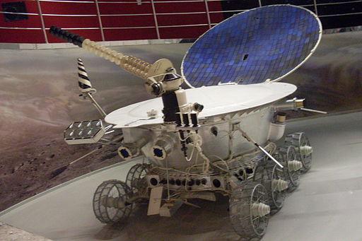 Lunokhod 1 moon rover (MMA 2011) (1)