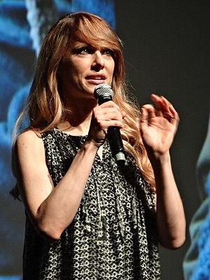 Mumblecore - Director Lynn Shelton in 2012