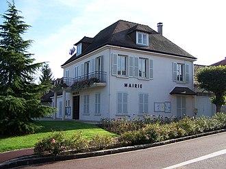 Méré, Yvelines - Town hall