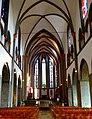 Mönchengladbach – Innenaufnahme der Münsterkirche St. Vitus - panoramio.jpg