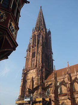 Freiburg im breisgau wikipedia - Architektur gotik ...