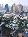 MC 澳門 Macau 萬豪酒店 JW Marriott Hotel room 28th Floor view November 2019 SS2 11.jpg