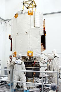 Spacecraft thermal control process of keeping all parts of a spacecraft within acceptable temperature ranges
